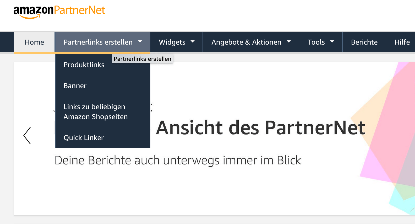 Amazon Partnernet