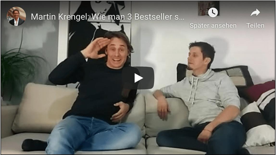 Influencer-Interview für mehr Backlinks